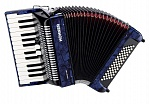 A1698 BRAVO II 60 Dark Blue Аккордеон Hohner